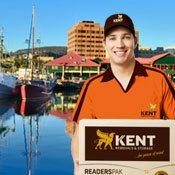 Interstate removalists Hobart image