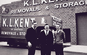 Kent Removals and Storage, circa 1945 image