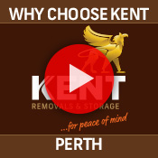 Removalists Perth furniture movers video