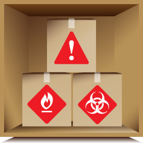 Kent's moving house safety tips icon