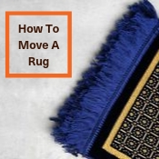 How to move rugs – Kent's tips on how to wrap a rug for shipping