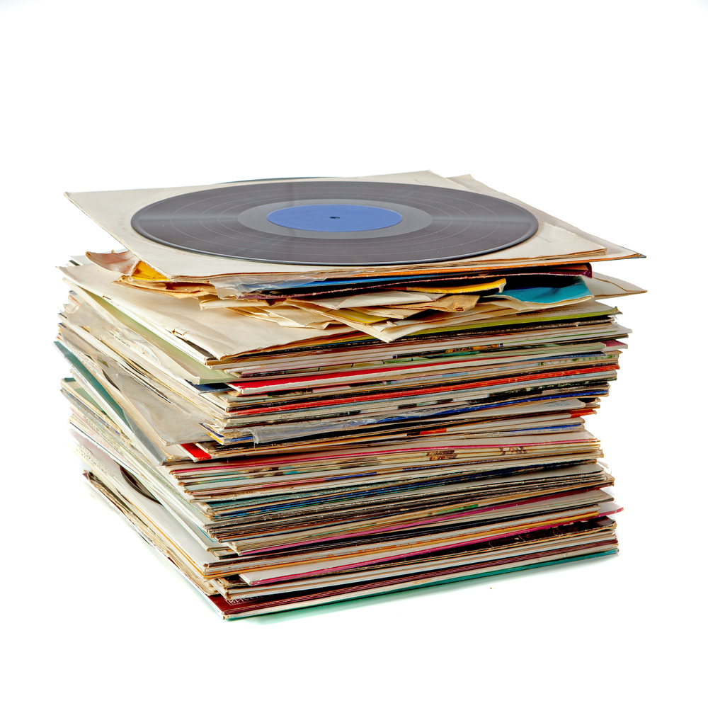 How To Move Vinyl Records