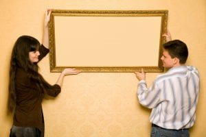 how to pack paintings for moving - packing artwork for moving