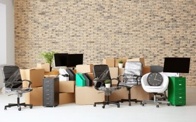 Top 8 Things to Consider Before Moving Office