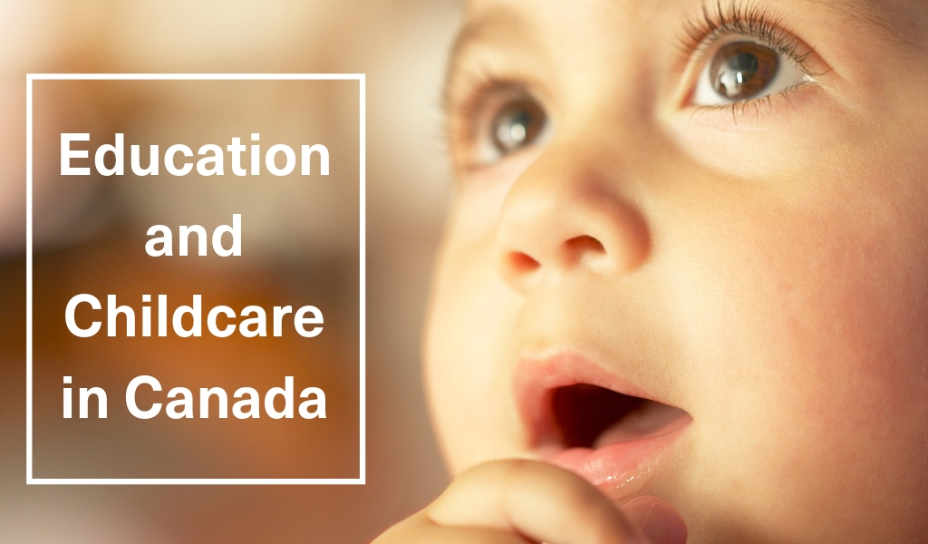 Education and Childcare in Canada