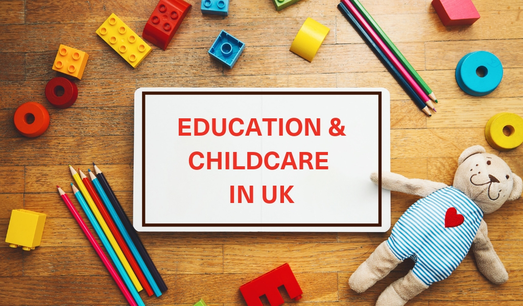 education and childcare in united kingdom