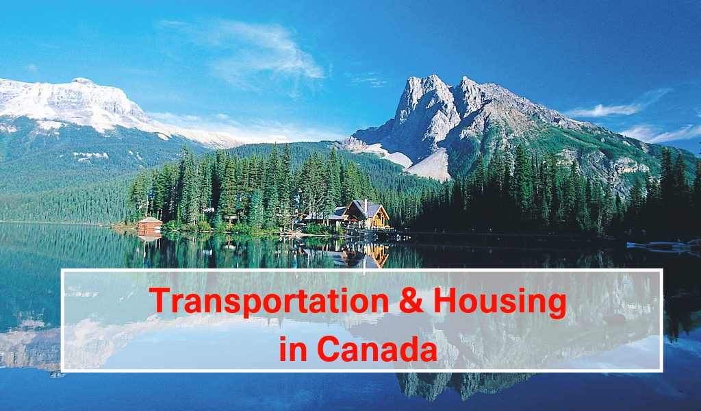 Transportation and Housing in Canada