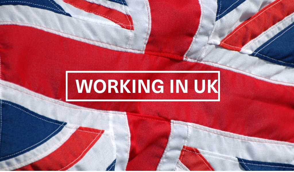 Working in UK