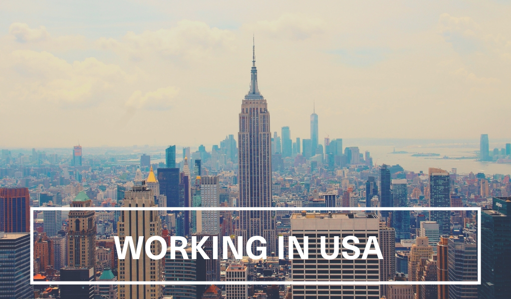 Working in USA