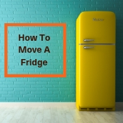 How To Move A Fridge